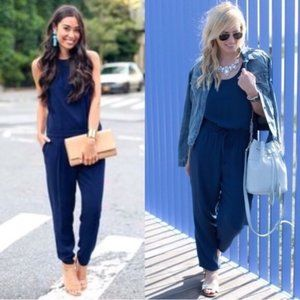 Cabi jumpsuit no. 303 French Navy
